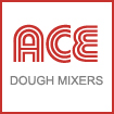 ACE Dough Mixers logo