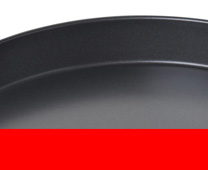 Pizza Pans and Lids