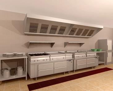 Pizza Equipment Ltd Cad Kitchen Design