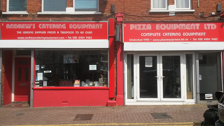 Pizza Equipment Ltd Shop