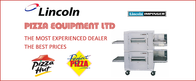 Lincoln Impinger Conveyor Ovens - Pizza Equipment Ltd - The number one suppliers